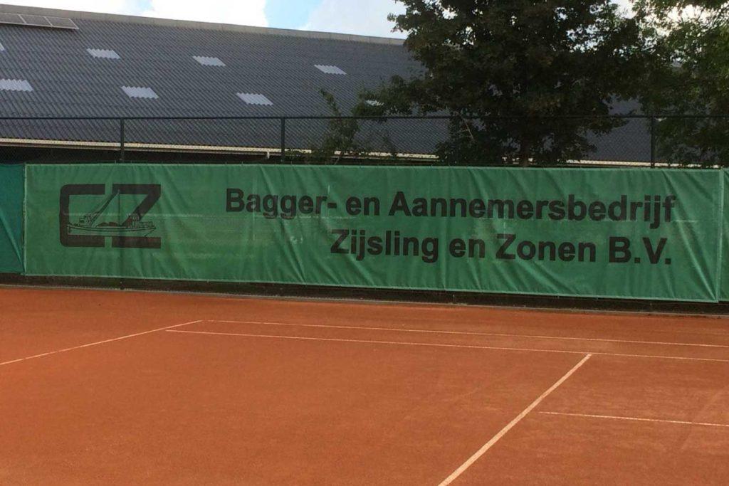 sponsor Tennisclub LTC IJlst